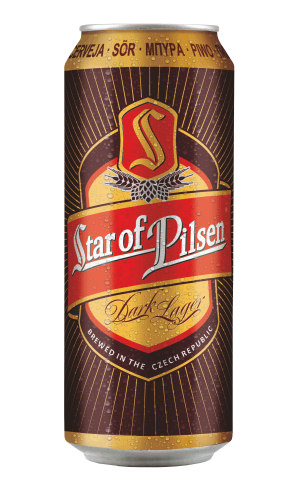 STAR OF PILSEN DARK CAN