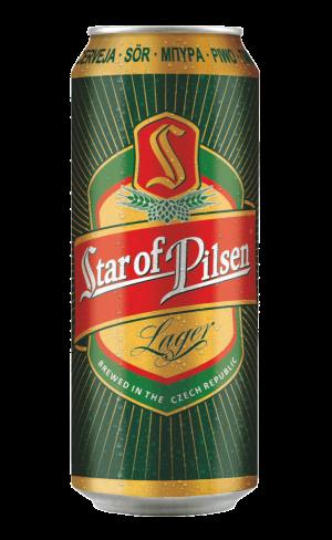 Star of Pilsen can